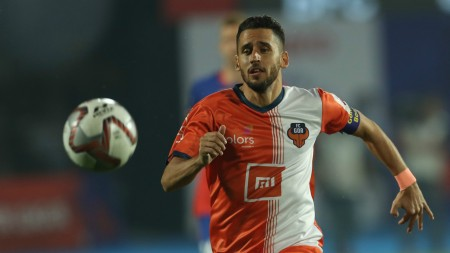 Brandon Fernandes extends contract with FC Goa