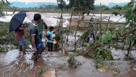 Odisha: Puts six districts on flood alert