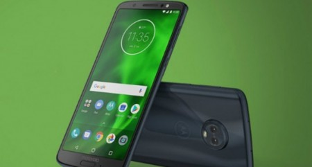 Moto G6 series with 18:9 displays launched in India