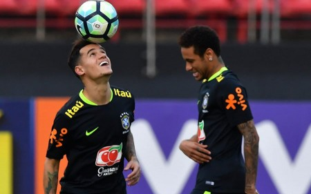 World Cup: Coutinho, Neymar hand Brazil first victory