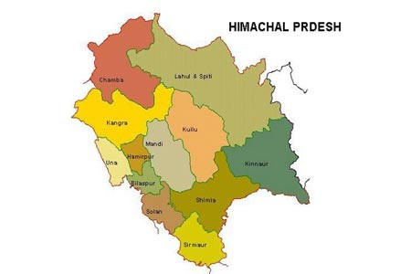 Two mild quakes hit Chamba in Himachal