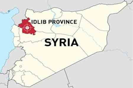 Explosion in Idlib City of Syria kills 50 militants
