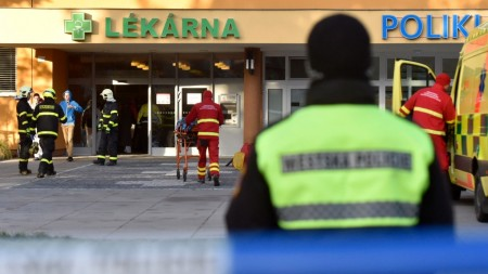 6 killed in Czech hospital shooting