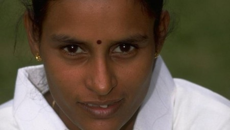 India's GS Lakshmi is ICC's first female match referee