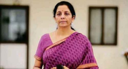 Sitharaman reviews working of health workers' insurance scheme
