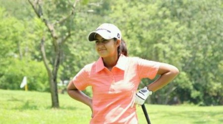 Millie, Khushi share lead in 11th leg of women's golf tour