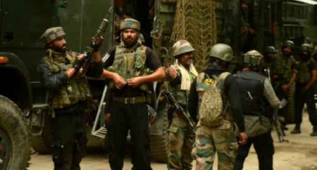 4 aides of terrorists arrested in J&K