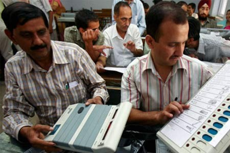 Counting of votes on for Madhya Pradesh local body polls