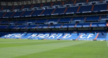 Real Madrid completes last practice before heading to Kiev