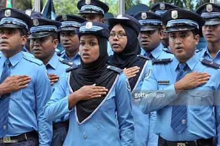 Maldives police warns opposition alliance against holding protest