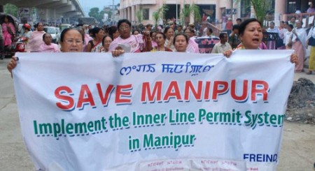 Base year for identifying migrants in Manipur likely to be 1951