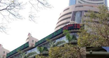 Sensex gains 280 points; banking, finance stocks rise