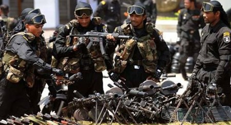 Sri Lanka set to appoint Tri-Forces to combat drug trafficking