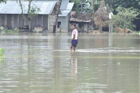 Two months on, Mizoram's local communities still to overcome havoc caused by flash floods