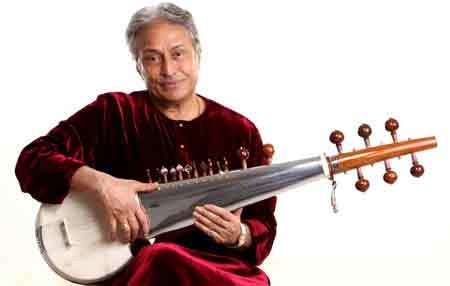 Amjad Ali Khan awarded for excellence in Indian classical music