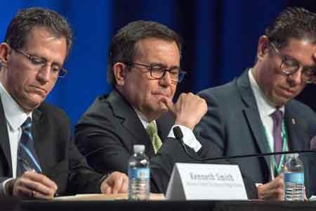 Mexico, Canada, US hold third round of NAFTA dialogues