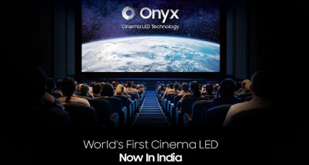 Samsung plans to install about 5 LED cinema screens in India by 2018 end