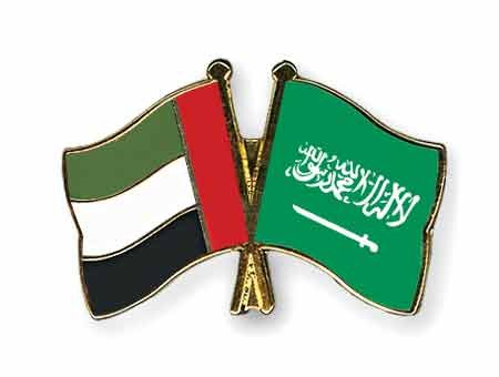 UAE, Saudi Arabia vow to strengthen bilateral relations