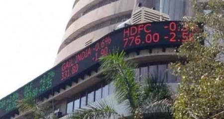 Sensex down 300 points; banking, finance stocks fall