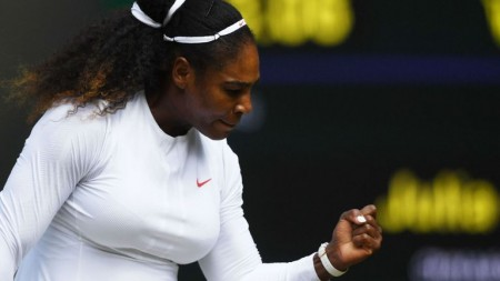Wimbledon: Serena books ticket to 10th final