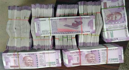 Rs 10 crore seized from car in poll-bound Telangana