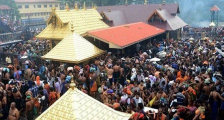4 women seeking to enter Sabarimala temple sent back by protesters