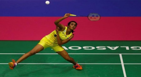 Sindhu lone Indian in Thailand Open quarters