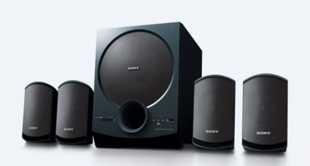 Sony expands its home theatre line-up in India
