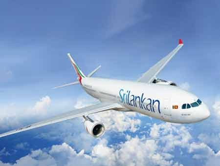SriLankan Airlines to increase frequency to key Indian destinations