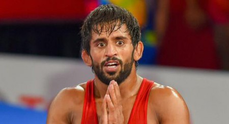 Punia enters World wrestling semis