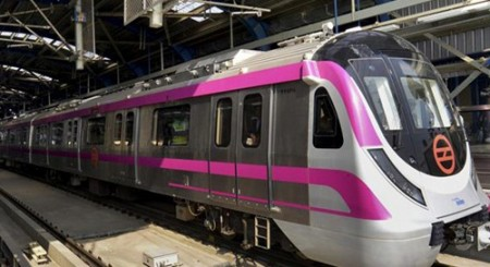 Magenta Line services hit for 2 hours