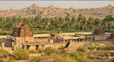 After bifurcation Ballary district set to lose UNESCO heritage site Hampi