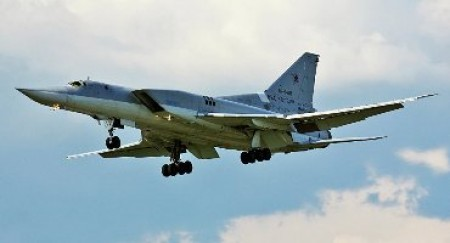 Russian strategic bombers strike IS in Syria