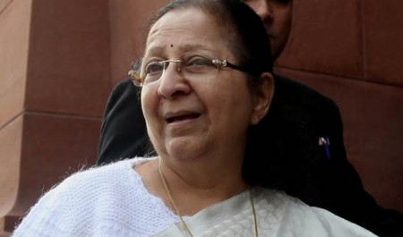 Sumitra bats for Modi's one nation, one election plan