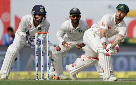 Wade credits India for being on top on Day 1 despite Smith's ton