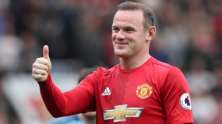 United ex-star Giggs hints at bit role for Rooney
