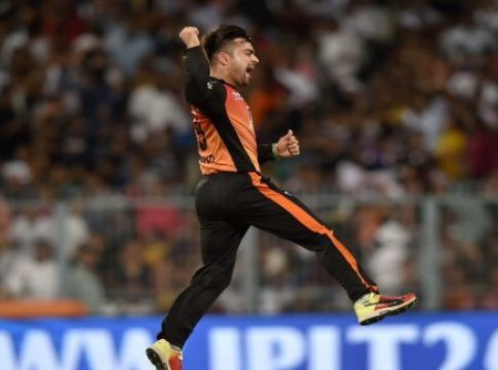 IPL-Playoffs: All-round Rashid propels Hyderabad into final