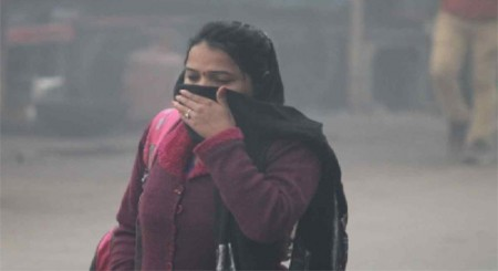 Delhi's air pollution spikes, severe in some regions