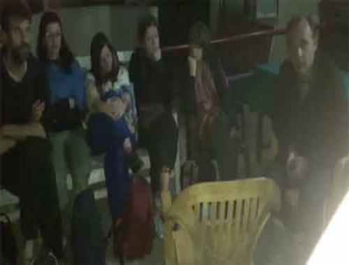 ఫ్రెంచ్ పర్యాటకులపై లైంగిక దాడి కేసులో 8 మంది అరెస్టు