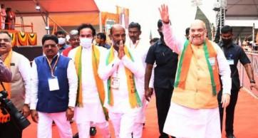 నిర్మల్ లో అమిత్ షా పర్యటన సక్సెస్!