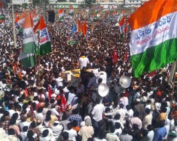 వేలాది మంది కార్యకర్తలతో భారీ ర్యాలీగా రేవంత్ రెడ్డి నామినేషన్