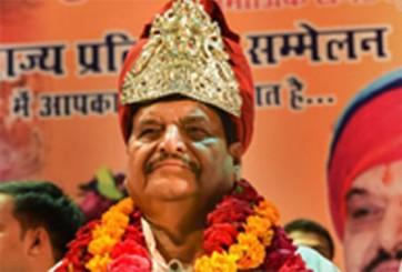 బిజెపి కోసం పని చేస్తున్న శివపాల్ యాదవ్ : ఓంప్రకాశ్