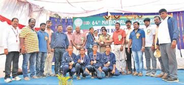 జాతీయ టెన్నికాయిట్ విజేత తెలంగాణ